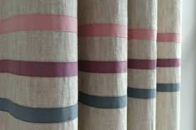 Pink Striped Curtains Striped Purple Curtains Cjphotography Me