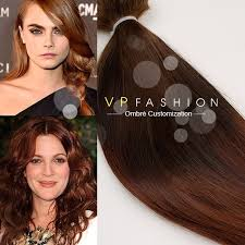 vpfashion ombre hair extensions exclusive customization of solid ombre balayage clip in cust