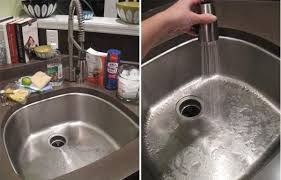 Cleaning Kitchen Sink by Ultimate Cleaning Tips U0026 Tricks Guide 31 Ideas For A Sparkling Home
