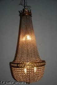 French Empire Chandelier Lighting Superb Jansen French Empire Chandelier 3ft 4 High For Sale