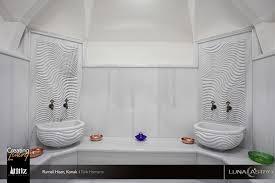 Turkish Bathroom Private Turkish Bath Project On Behance