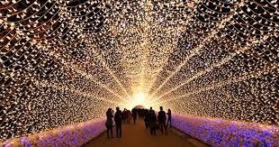 christmas light show toronto toronto s distillery district will transform into a miniature city