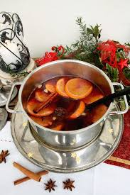 german mulled wine glühwein u2022 happy kitchen rocks
