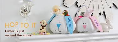 personalized easter basket find personalized easter baby gifts and customized easter kids