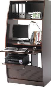 bureau secr騁aire informatique armoire informatique galbée largeur 80 cm simmob