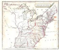 Philadelphia Pa Map Reference Map Of Pennsylvania Usa Nations Online Project Fine