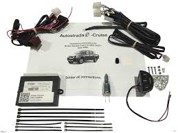 cruise control kit plug u0026 play for nissan navara d40 2 5l turbo