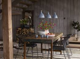 Cabin Interior Paint Colors by Rustic Chic Dining Room Party Decor Furniture Ideas For The Home