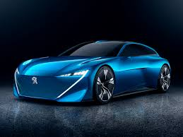 peugeot sports car peugeot instinct concept car photos features business insider