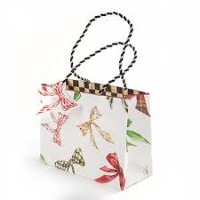 bags of bows mackenzie childs gift wrap and bags