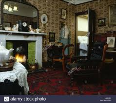 tenement glasgow stock photos tenement glasgow stock images alamy the tenement house buccleuch street glasgow 1892 the parlour architect