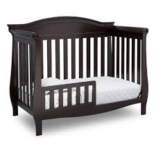 Delta Convertible Crib Toddler Rail Delta Children Lancaster 4 In 1 Convertible Crib Target