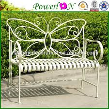 Wrought Iron Benches For Sale Butterfly Garden Bench Butterfly Garden Bench Suppliers And