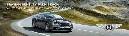 custom bentley brooklands braman bentley palm beach bentley dealer luxury cars