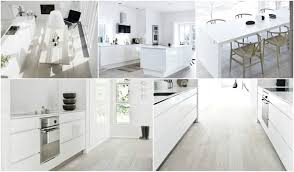 White Laminate Flooring Laminate Tiles For Kitchen Floor Wood Floors With White Kitchen