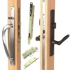 Sliding Patio Door Handles With Lock Sliding Patio Door Lock With Key Sliding Door Hardware