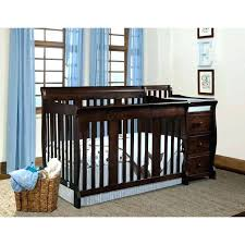 convertible crib and changing table convertible changing table dresser rosekeymedia com