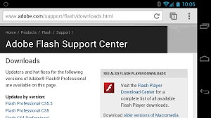 download flash player chrome android id3v24 download