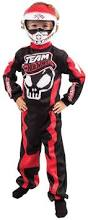 Lighting Mcqueen Halloween Costume by New Licensed Team Wheels Costume Red And 30 Similar Items