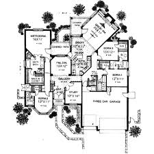 tudor floor plans tudor style house plan 4 beds 3 baths 2684 sq ft plan 310 545