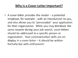 writing cover letters ppt download