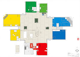 ground floor plan gallery of lego house big 22