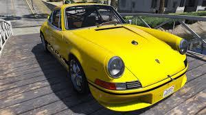 porsche 911 mods 1973 porsche 911 rs gta5 mods com