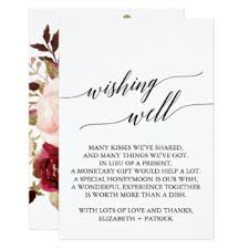 wedding wish card wedding wishes cards invitations greeting photo cards zazzle
