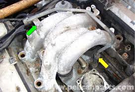 mercedes benz r129 intake manifold gasket replacement sl500