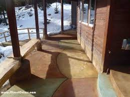 Concrete Stain Colors Pictures by Concrete Acid Stain Photo Gallery Direct Colors Inc