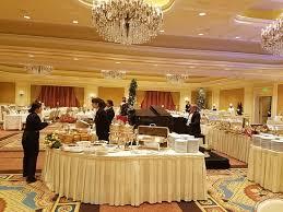 Grand America Breakfast Buffet by Little America Hotel Sunday Brunch Salt Lake City Menu
