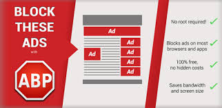 adblock plus android apk adblock plus v1 3 0 362 android applications android zone