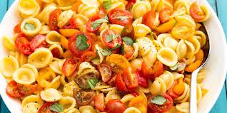 Pasta Salas Best Bruschetta Pasta Salad Recipe How To Make Bruschetta Pasta