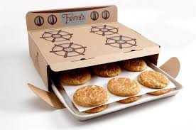 stovetop inspired cookie boxes cookie packaging design
