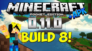 minecraft pocket edition apk 0 9 0 minecraft pocket edition 0 11 0 build 8 y 9 descarga apk