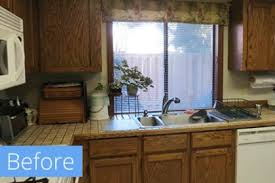 sears kitchen furniture sears home services kitchen makeover