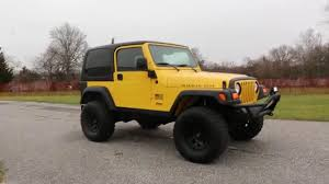 jeep 2004 for sale lifted 2004 wrangler rubicon for sale 5 speed top 4 lift