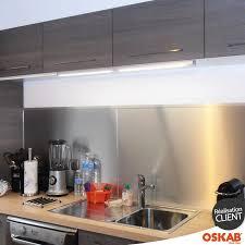 le led pour cuisine eclairage led cuisine plan de travail clairage cuisine spot led