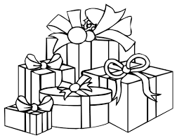 christmas gifts for cards and crafts 456279 coloring pages for