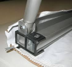 Bag Awning Trim Line Awning Repair