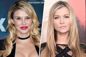 brandi glanville hair extensions joanna krupa and brandi glanville end smelly p ssy lawsuit