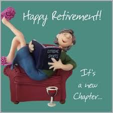 retirement card its a new chapter retirement card 250 a great range of its a