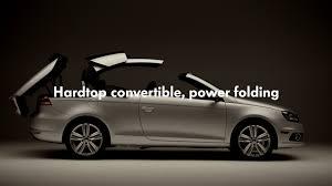 volkswagen convertible 2015 volkswagen eos hardtop convertible power folding youtube