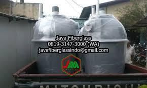 bio septic tank di bandung dari brand biocomp java fiberglass