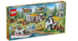 target lego creator 3 in 1 vacation getaways set only 42 99