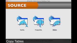 Copy Table Mysql Dtransfer Easily Copy Tables From One Database To Another Youtube
