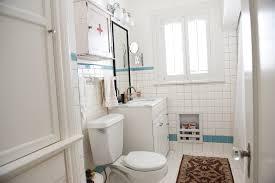Vintage Blue Cabinets Vintage Medicine Cabinet Bathroom Eclectic With Antique Rug