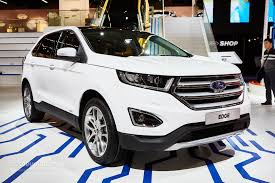 Ford Edge 2006 All New Ford Edge Is The Poor Man U0027s X5 At Frankfurt Motor Show