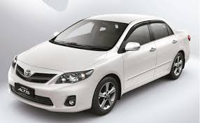 cost of toyota corolla in india toyota corolla altis recalled in india due to faulty air bag issue