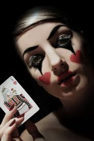 43 best halloween images on pinterest queen of hearts makeup